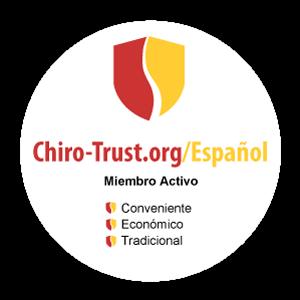 Chiro-Trust.org Miembro activo - Conveniente, asequible, convencional